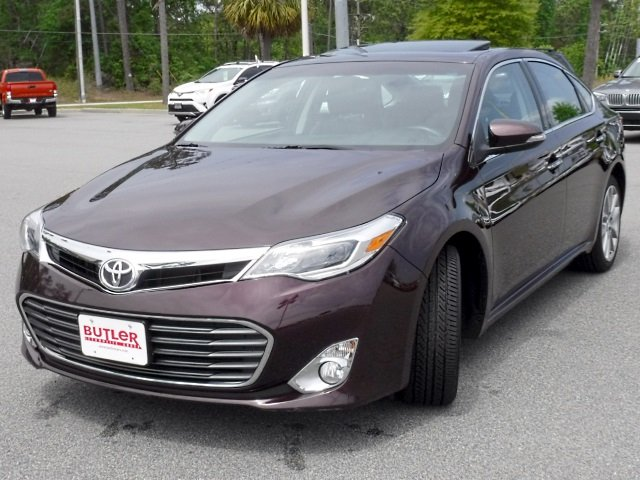 Certified Pre Owned 2015 Toyota Avalon XLE Touring 4dr Car in